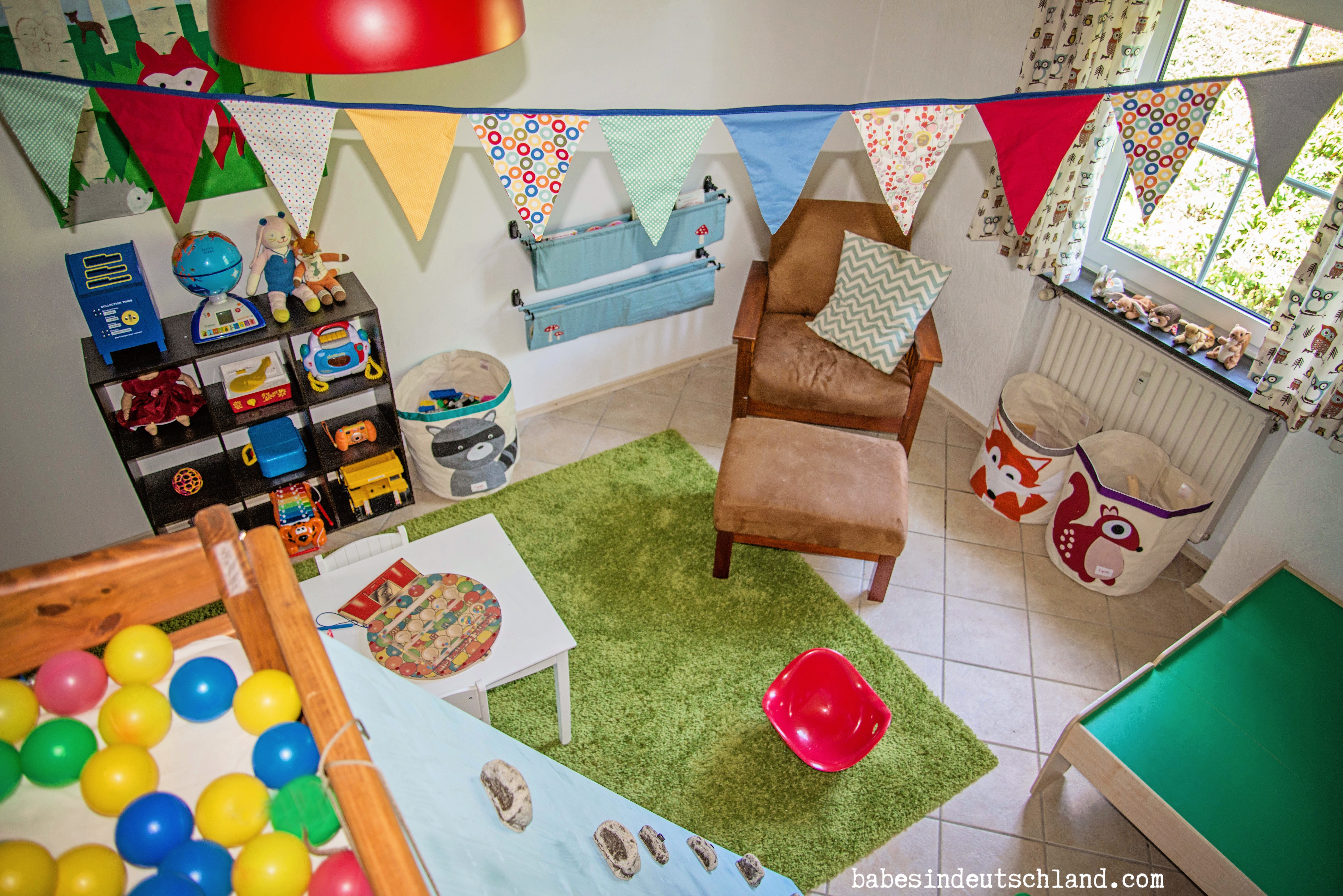 Babes in Deutschland  a whimsical woodland playroom. The Playroom  part 2   ParentSavvy