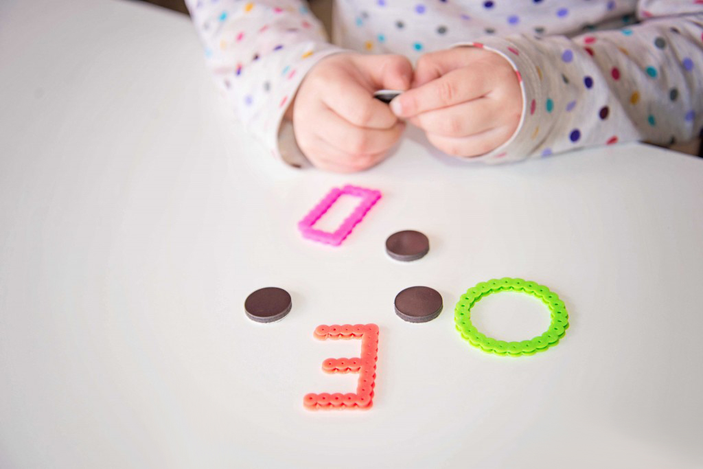 Perler Bead Alphabet Magnets from Life Lesson Plans