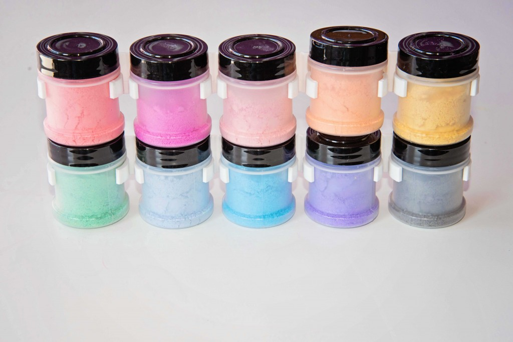 DIY Powdered Paint by Life Lesson Plans