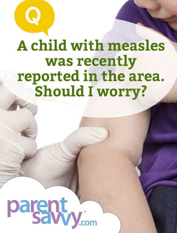 measles rash courtesty Public Health Image Library