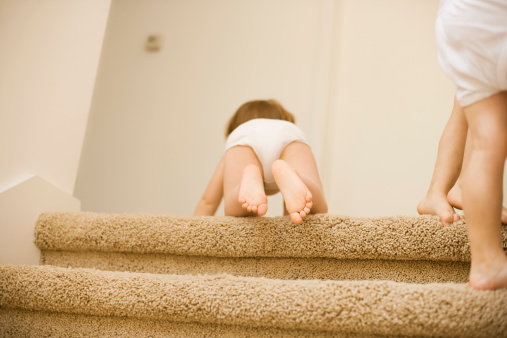 How Do I Keep My Baby Safe With The Stairs In Our House