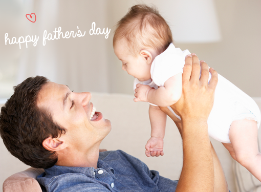 To all the dads... Happy Father's Day.