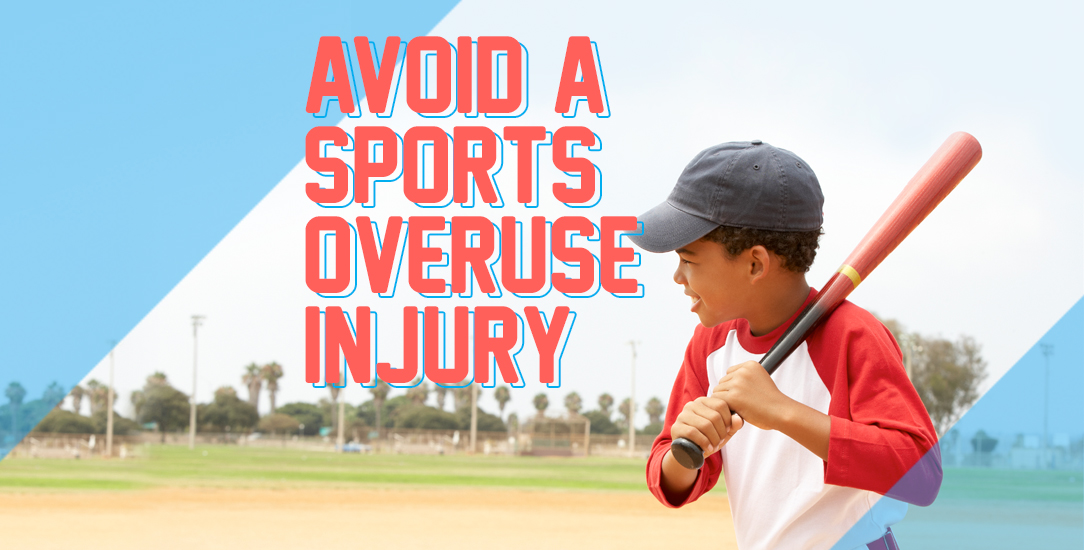 Avoid a Sports Overuse Injury