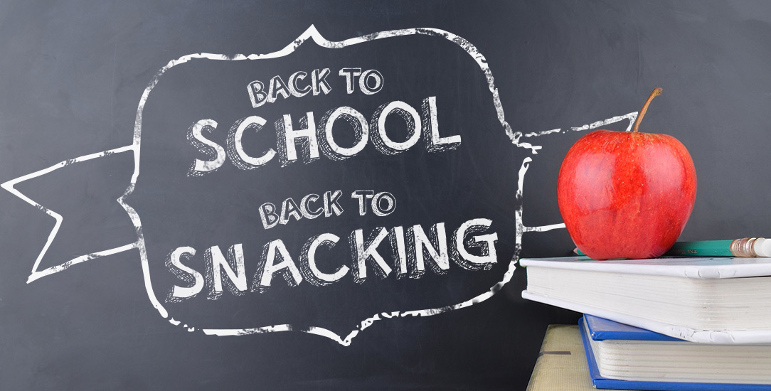 Back to School - Back to Snacking