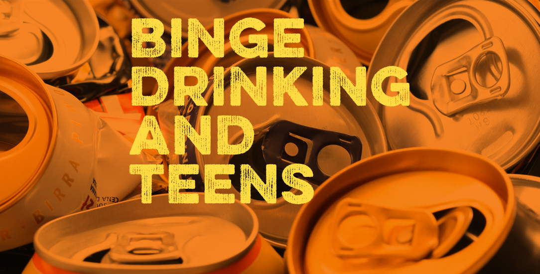 Binge Drinking and Teens