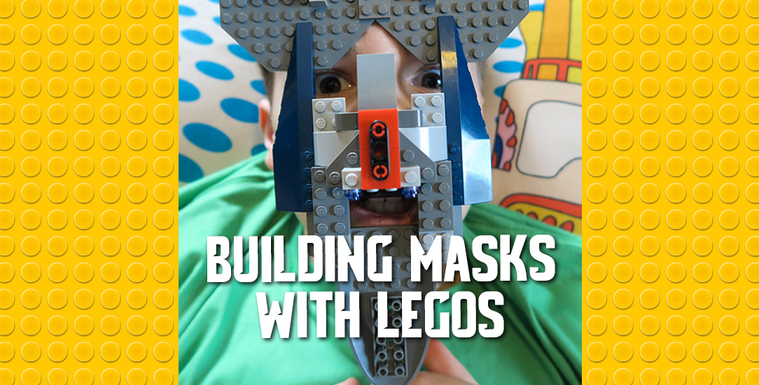 Building Masks With Legos