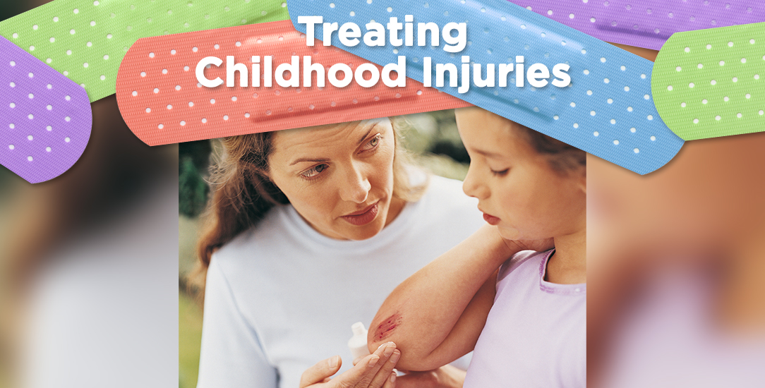 Treating Childhood Injuries