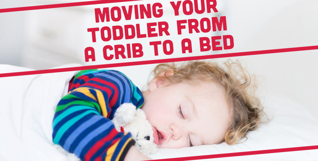 Moving Your Toddler from a Crib to a Bed
