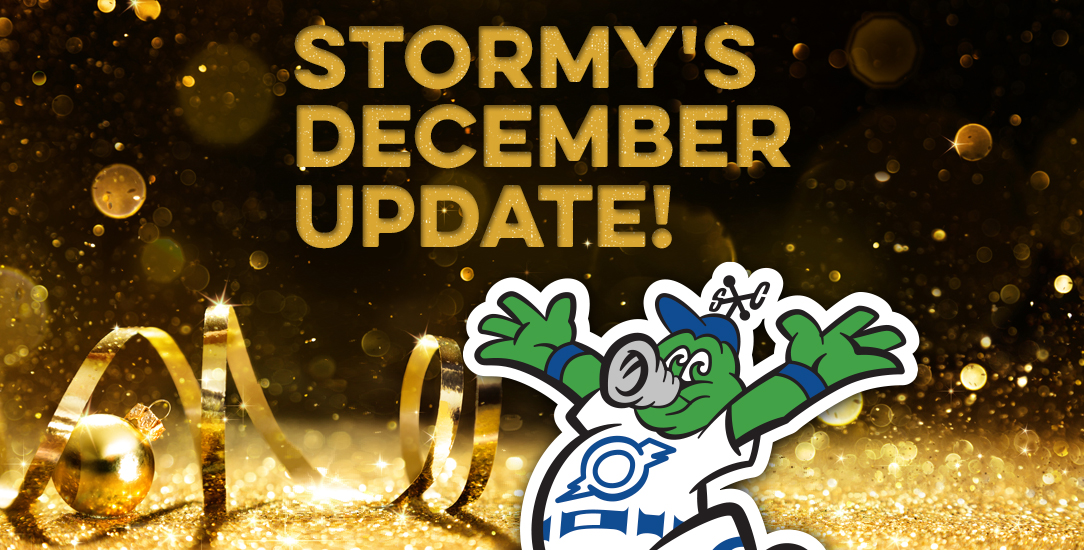Stormy's December Update!