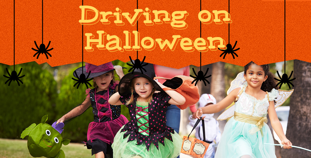 Driving on Halloween