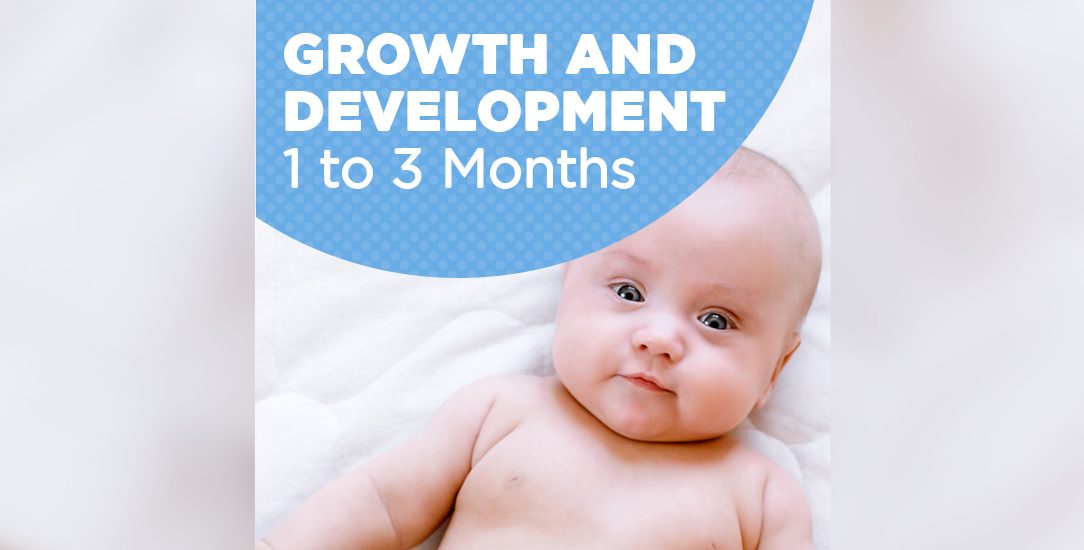 Growth and Development: 1 to 3 Months