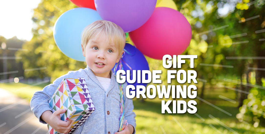 Gift Guide for Growing Kids