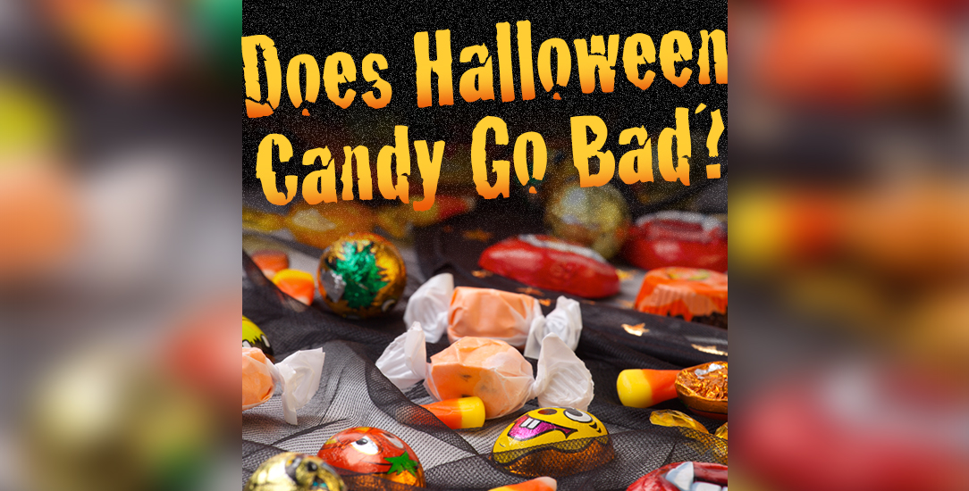 Does Halloween Candy Go Bad?