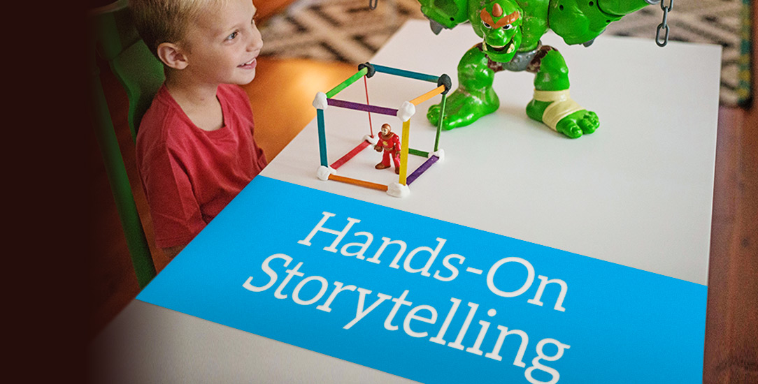 Hands-On Storytelling