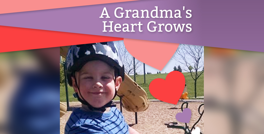 A Grandma's Heart Grows
