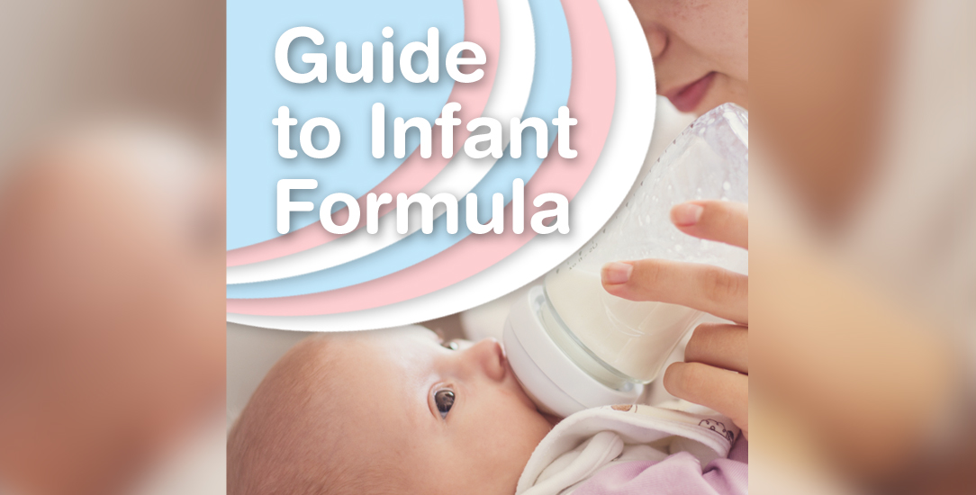 Guide to Infant Formula