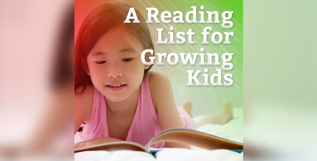 A Reading List for Growing Kids