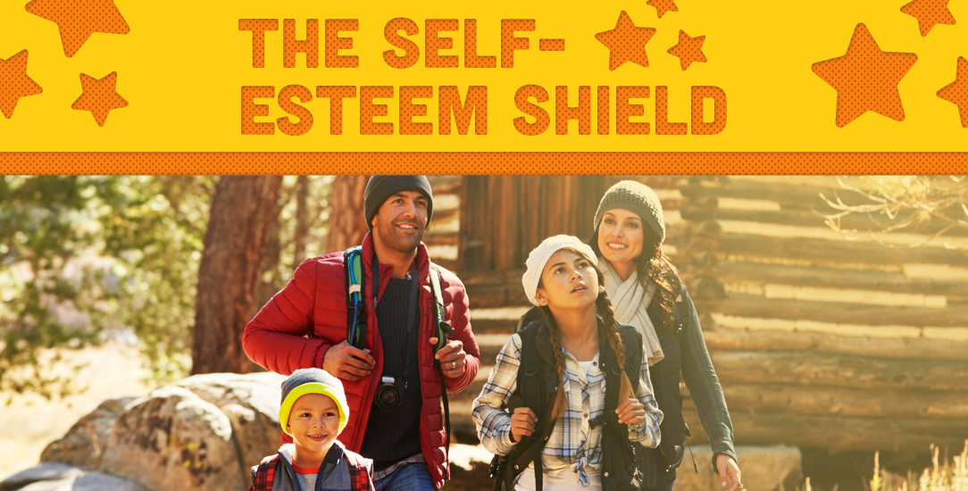 The Self-Esteem Shield