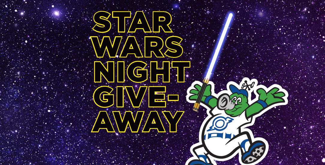 Omaha Storm Chasers Star Wars Night Giveaway