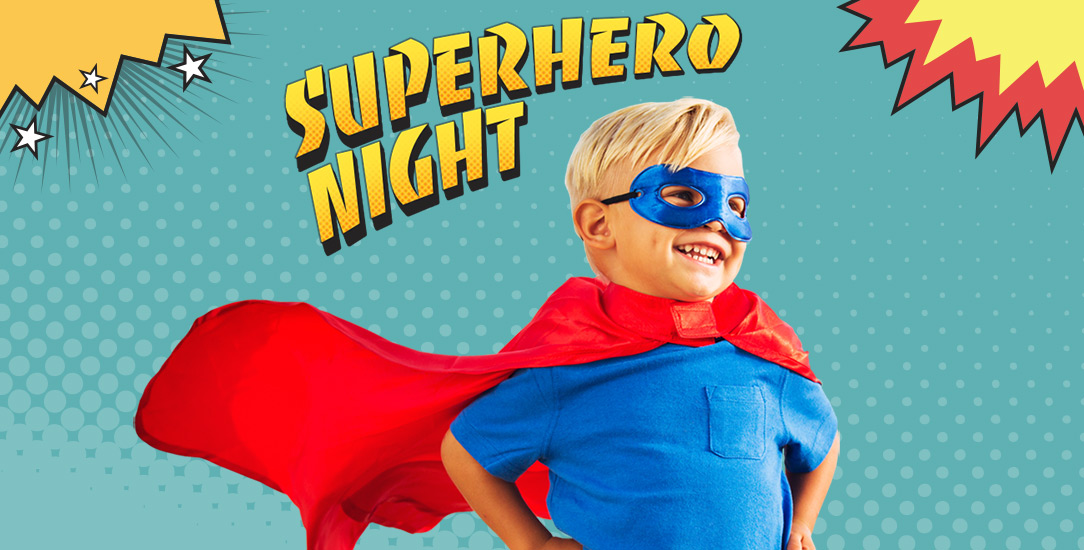 2017 Superhero Night