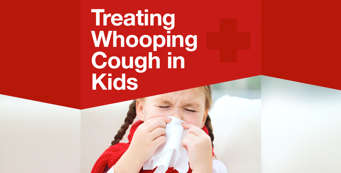 Treating Whooping Cough in Kids