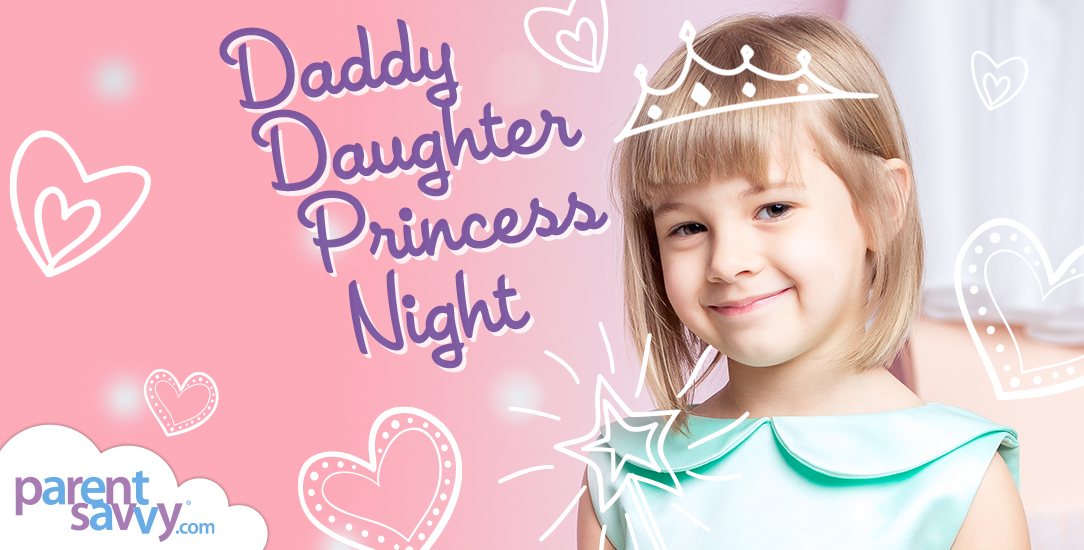 Daddy Daughter Princess Giveaway!