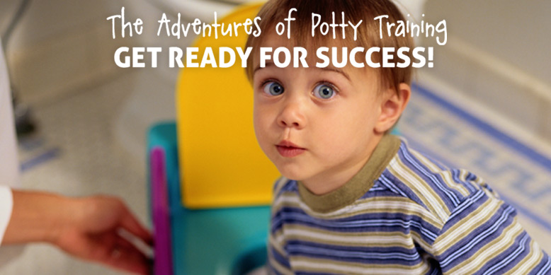 The Adventures of Potty Training