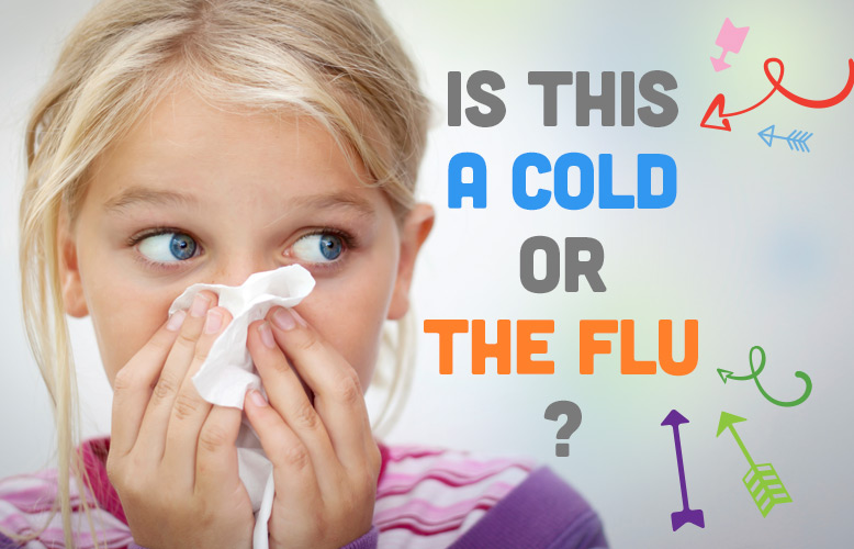 Is this a Cold - or the Flu?