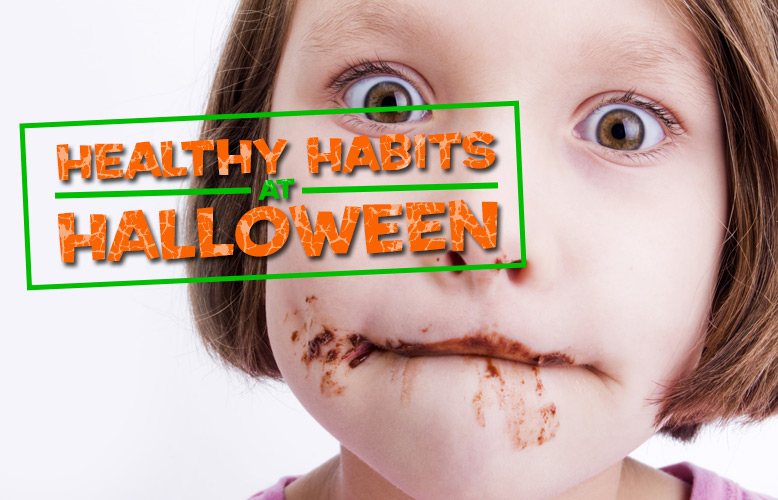 Healthy Habits at Halloween
