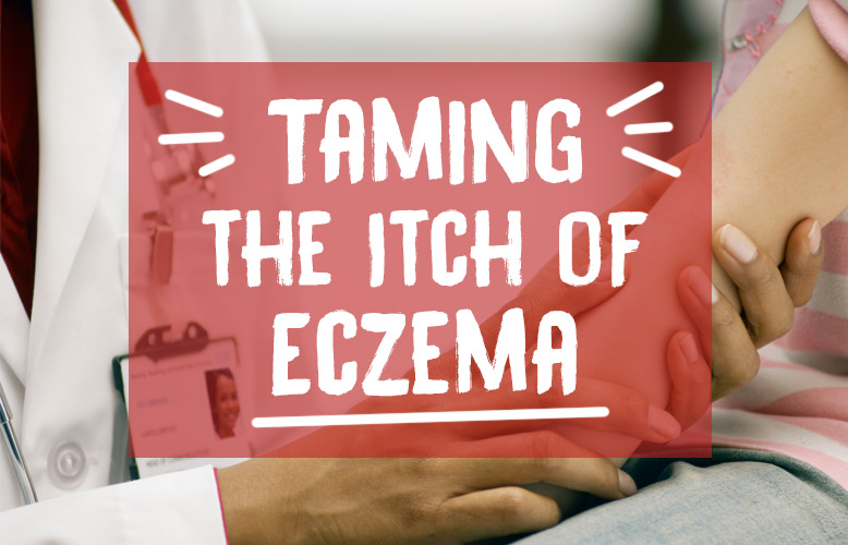 Taming the Itch of Eczema