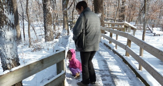 Fight Cabin Fever: Take a Hike at Fontenelle Forest
