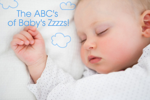The ABC's of Baby's Zzzzs!