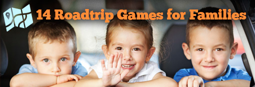 14 Roadtrip Games for Families