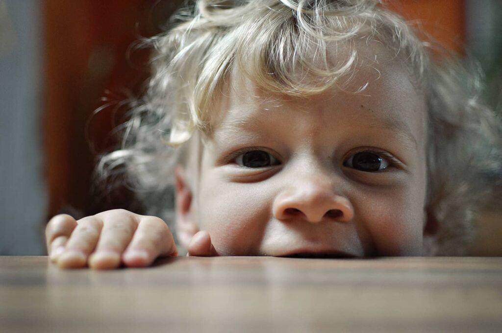 Why Do Kids Bite?